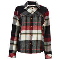 Woolrich Women's Oxbow Bend Organic Cotton Long-Sleeve Shirt Jac