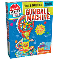 Klutz Maker Lab Gumball Machine Craft Kit by The Editors of Klutz