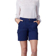 Lee Jeans Women's Flex-to-Go Relaxed Fit Cargo Short