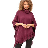 Mystree Women's Pullover Ruana