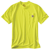 Carhartt Men's Big & Tall Carhartt Force Color Enhanced Short-Sleeve T-Shirt