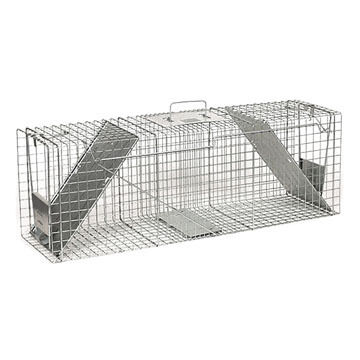 "Havahart 36"" Large Two-Door Live Animal Cage Trap"