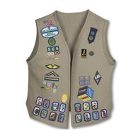 Girl Scouts Official Cadette / Senior / Ambassador Vest