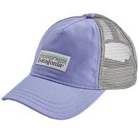cc68ea4f6e0704 Patagonia Women's Pastel P-6 Label Layback Trucker Hat
