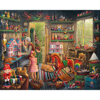 White Mountain Jigsaw Puzzle - The Toy Shed