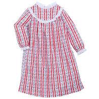 Lanz Of Salzburg Girls' Tyrolean Nightgown