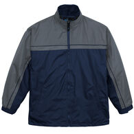 Kenpo Men's i5 Two-Tone Nylon Smart Jacket