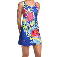 Triflare Women's Race for the Roses Apres Sport Dress