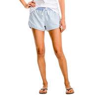 Southern Tide Women's Striped Knit Cotton Short