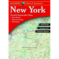 DeLorme New York Atlas & Gazetteer