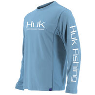 Huk Men's ICON X Performance Fishing Long-Sleeve Shirt