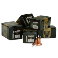 "Nosler AccuBond 6.5mm 130 Grain .264"" Spitzer Point Rifle Bullet (50)"