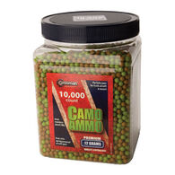 Crosman Airsoft Camo Ammo BB Ammo (10,000)