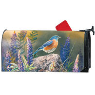 MailWraps Flower Watching Magnetic Mailbox Cover