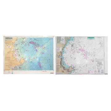 Captain Segull Cape Ann to Jeffreys Ledge Bathymetric Chart