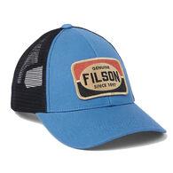 Filson Men's Mesh Snap-Back Logger Hat
