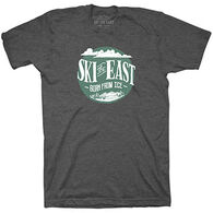 Ski The East Men's Storm Day Short-Sleeve T-Shirt