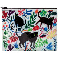Blue Q Women's Here Kitty Zipper Pouch