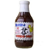Richard's Hot Barbeque Sauce, 19 oz.