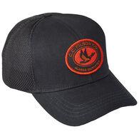 Filson Men's Canvas Mesh Logger Hat