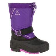Kamik Girls' SnowfallP Winter Boot