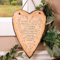 Ohio Wholesale Love is Patient Slate Sign