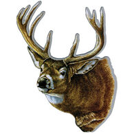 Rivers Edge Deer Car Magnet