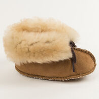 Minnetonka Infant Sheepskin Bootie