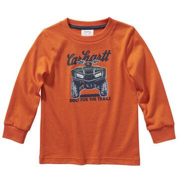Carhartt Infant Boys Built For The Trails Long-Sleeve Shirt