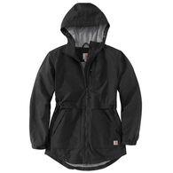 Carhartt Women's Rain Defender Hooded Lightweight Coat