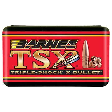 "Barnes TSX 30 Cal. 168 Grain .308"" BT Rifle Bullet (50)"