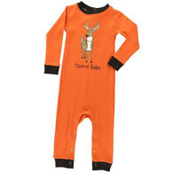Lazy One Infant Trophy Baby Deer Union Suit