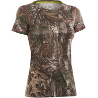 Under Armour Women's HeatGear EVO Short-Sleeve T-Shirt