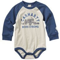 Carhartt Infant Boy's Work Strong Long-Sleeve Bodyshirt