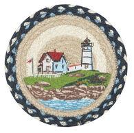 Capitol Earth Nubble Lighthouse Trivet