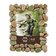 "Prinz River Rock Picture Frame - 4"" x 6"""