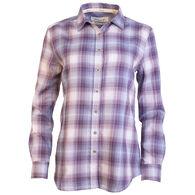 Purnell Women's Performance Flannel Long-Sleeve Shirt