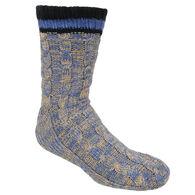 Woolrich Men's Fleece-Lined Slipper Sock