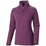 Columbia Women's Outerspaced Half-Zip Long-Sleeve Shirt
