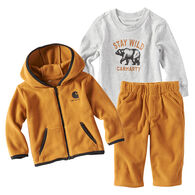 Carhartt Infant/Toddler Boys' Stay Wild Jacket Gift Set