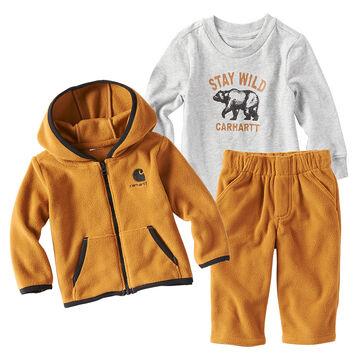 4580663024ad3 Carhartt Infant Toddler Boys  Stay Wild Jacket Gift Set