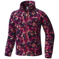 Columbia Infant/Toddler Girls' Benton Springs II Printed Fleece Jacket