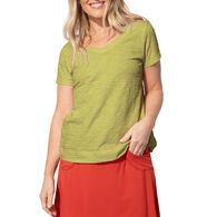 Escape By Habitat Women's V-Neck Short-Sleeve T-Shirt
