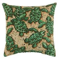 """Maine Balsam Fir 5"""" x 5"""" Turtle Pillow"""