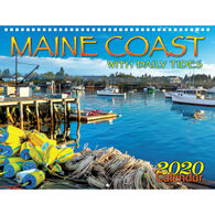 Maine Scene Maine Coast 2020 Wall Calendar