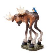 Big Sky Carvers Mickey's Guest Moose Figurine