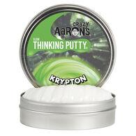 Crazy Aaron's Mini Krypton Glow Thinking Putty - 0.47 oz.