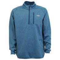AFTCO Men's Vista Performance 1/4-Zip Fleece Shirt