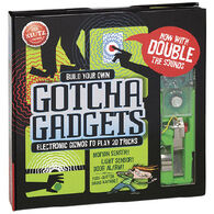 Klutz Build Your Own Gotcha Gadgets Book Kit by Ben Grossblatt & The Scientists of Klutz Labs