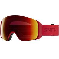 Smith 4D MAG Snow Goggle + Spare Lens